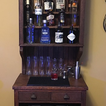 Reclaimed to a bar - Furniture