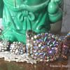 "Sherman Jewelry — ""Massive Design"" Bracelet Cuff Set"