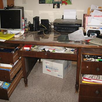 My favorite desk ever built in1942