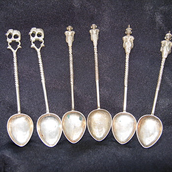 What are these spoons? - Asian