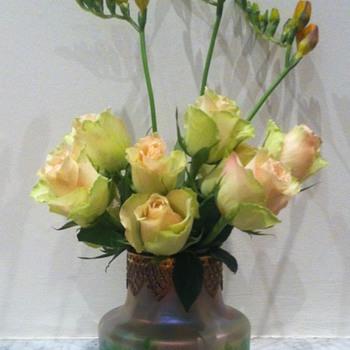 Belated Valentine - Art Glass
