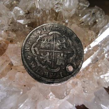 Spanish Pisterene - World Coins