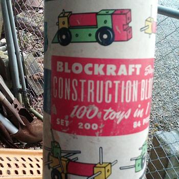 Blockraft construction block set - Games