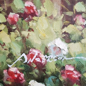 Anderson painting  - Fine Art