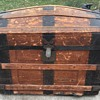 Early 1880's ? Romadka Brothers Trunk