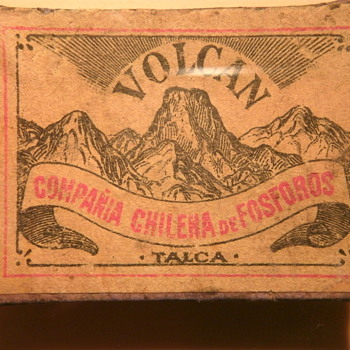 The old matchboxes Part 2 - Tobacciana