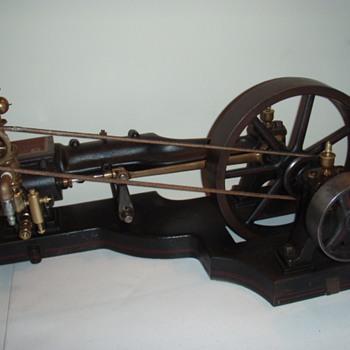 1/2 hp. Sipp Steam Engine - Toys