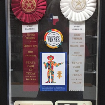 2019 STATE FAIR OF TEXAS - Advertising