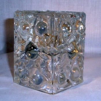 Sometimes glass is so infuriating - Art Glass