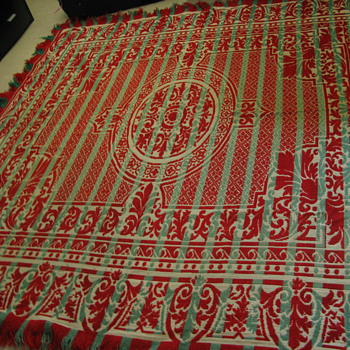 Family Woolen blanket - Rugs and Textiles