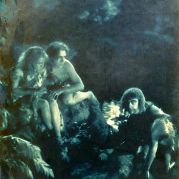 "Edward S. Curtis ""Tarzan"" Silent Movie Stills (circa 1918-1921)"