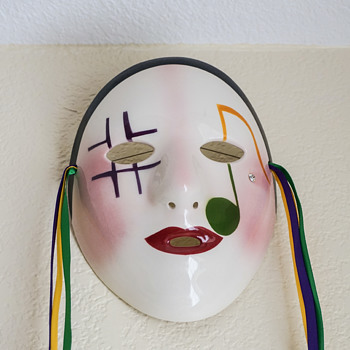 Misc. Porcelain Masks - Fine Art
