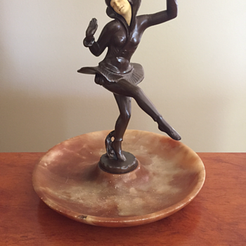 I inherited this from my Grandmother  - Figurines