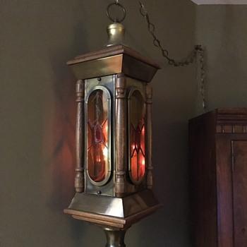 Vintage retro 1970's lamps - Lamps