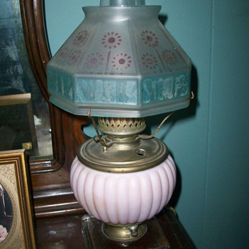 Oil lamp, Would love the history - Lamps