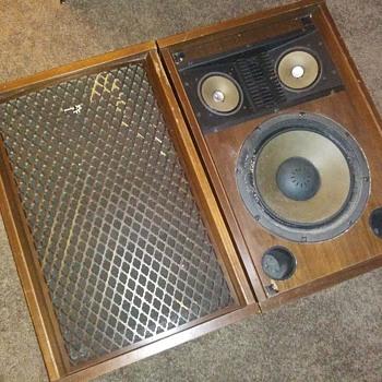 The Sound Of Sansui.... - Electronics
