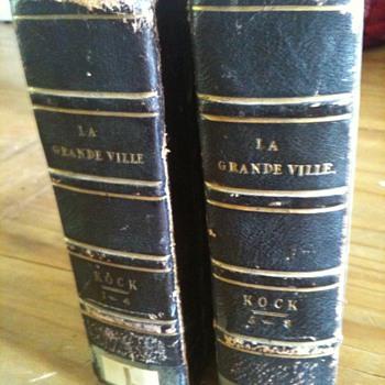 La Grande Ville Kock 1842 and 1843