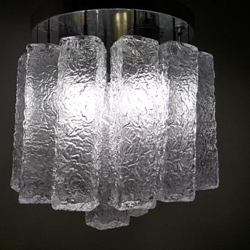 Venini chandelier - Lamps