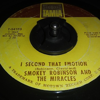 45 RPM SINGLE....#88 - Records