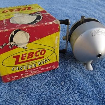 Zebco, Zero Hour Bomb Company - Fishing