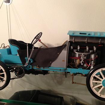 Pocher's - Model Cars