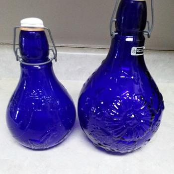 ROSENTHAL NETTER GLASS BOTTLES - Bottles