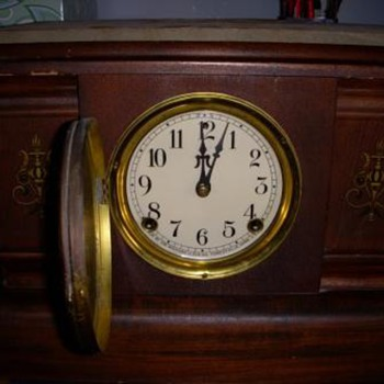 Grandfathers clock - Clocks