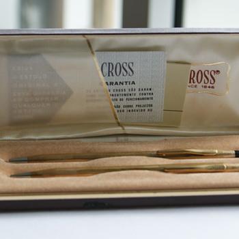 Cross Antique Ballpoint Pens
