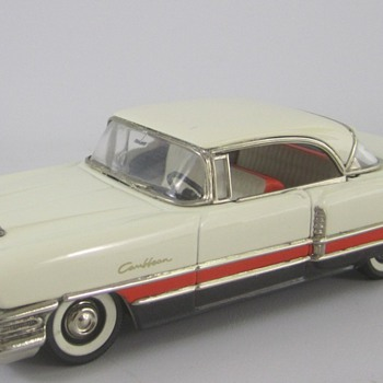 1956 Packard - Model Cars