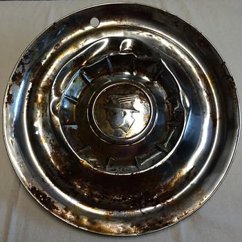 1950's Mercury Hubcap