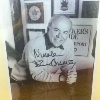 Autographed Tim Conway Photo - Movies