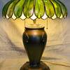 Handel style lamp