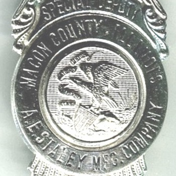 Macon County Special Deputy Plant Guard