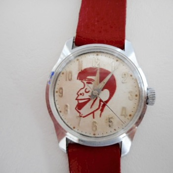 Jerry Lewis Watch - Wristwatches
