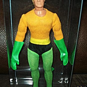 1970s Mego Aquaman WGSH - Toys