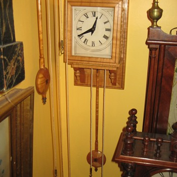 The Clocks of Charles Alvah Smith - Clocks