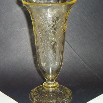 1960's (?) Vase - Glassware