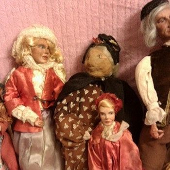 Old and identified finally - Dolls