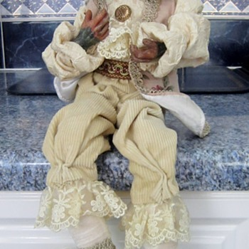 Yorkshire Terrier Porcelain Doll - Dolls