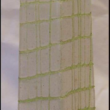 Kralik frit and thread  - Art Glass