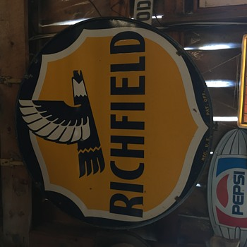 Richfield double sided 58""