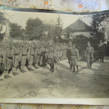 1916 official army photo - Photographs