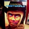 """1973--CREEPIEST!  """"WESTWORLD""""  SCI-FI/THRILLER , YUL BRYNNER,"""