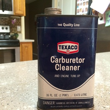 Texaco Carburetor Cleaner and Engine Tune Up
