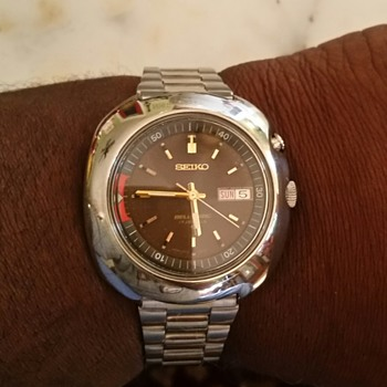 My Seiko Collection (a few). - Wristwatches