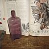 1880's 90's?? COBB HERSEY Whiskey Bottle Dewey Sq. Boston