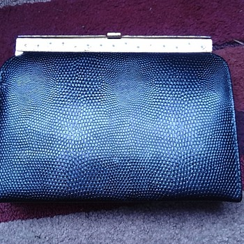 my new vintage handbag