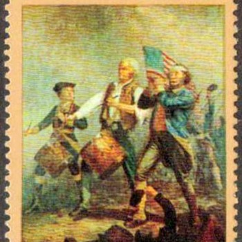 "Nicaragua - ""U.S. Bicentennial"" Postage Stamps - Stamps"