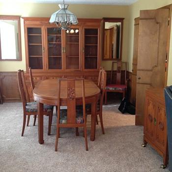 Teak asian furniture - Furniture