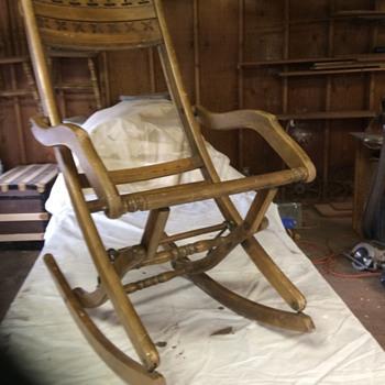 Gardner, mass chair